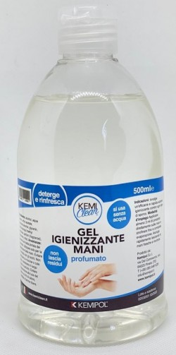 GEL MANI PROFUMATO 500 ML